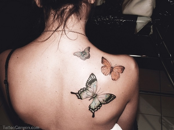 Impossibly Pretty Shoulder Tattoo Designs For Girls (15)