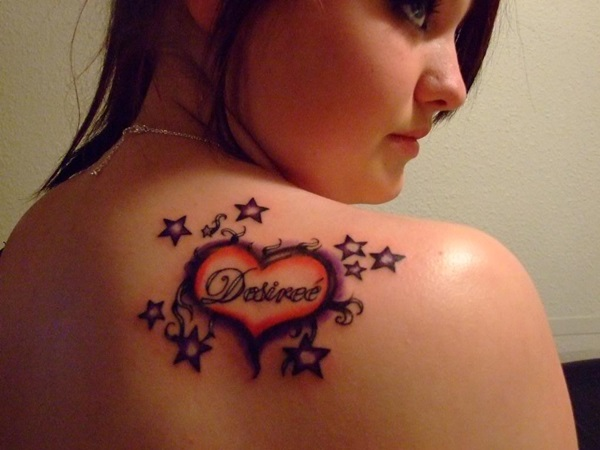 Impossibly Pretty Shoulder Tattoo Designs For Girls (16)