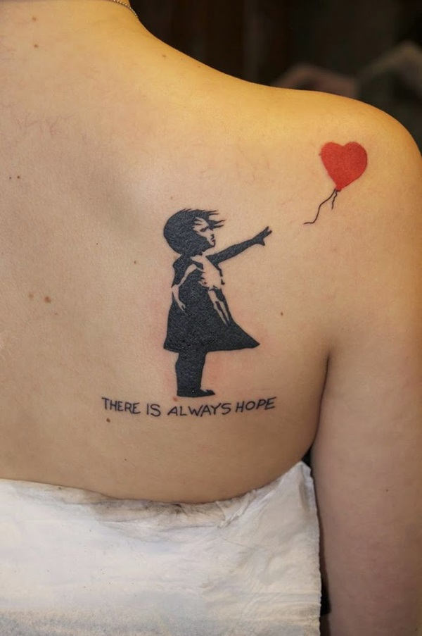 Impossibly Pretty Shoulder Tattoo Designs For Girls (26)