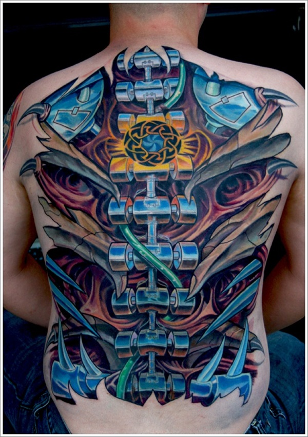 Insane mechanics tattoo Designs (10)