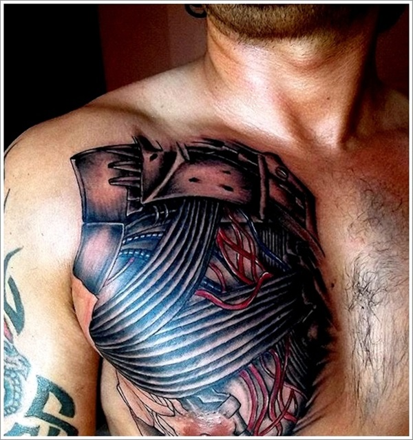 Insane mechanics tattoo Designs (12)