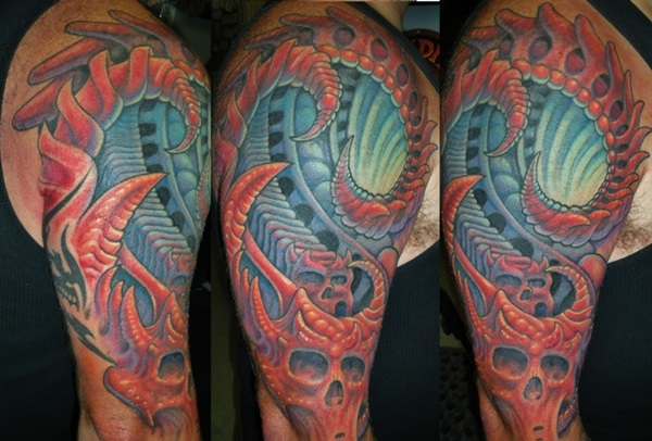 Insane mechanics tattoo Designs (2)
