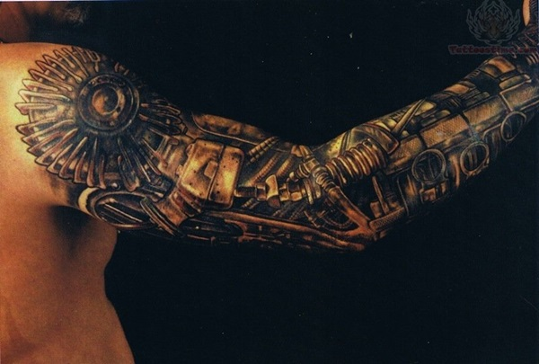 Insane mechanics tattoo Designs (22)