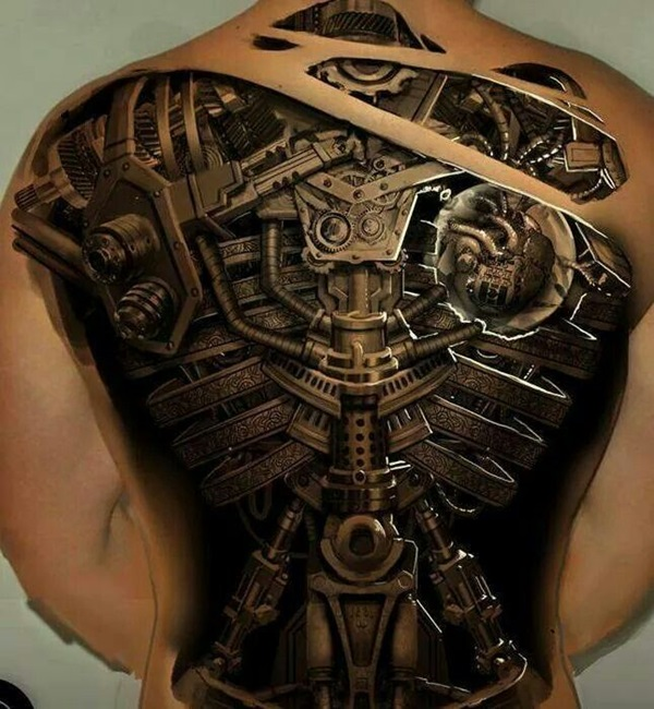 Insane mechanics tattoo Designs (33)
