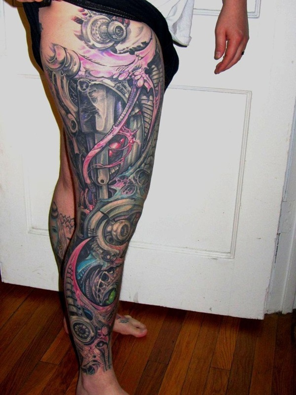 Insane mechanics tattoo Designs (39)