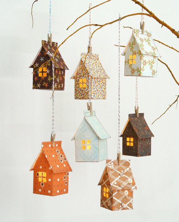 paper houses 10