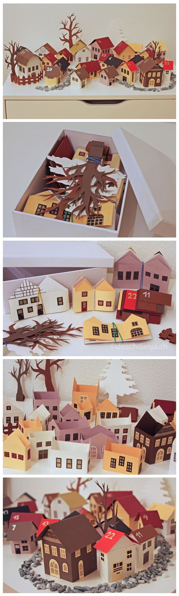 paper houses 15