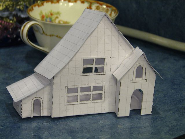paper houses 24