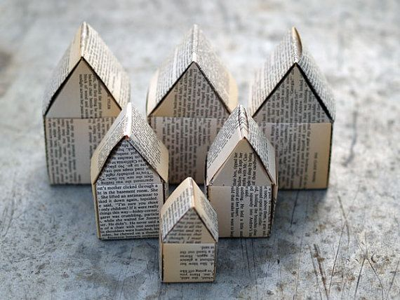 paper houses 25
