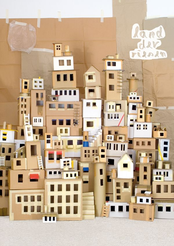 paper houses 5