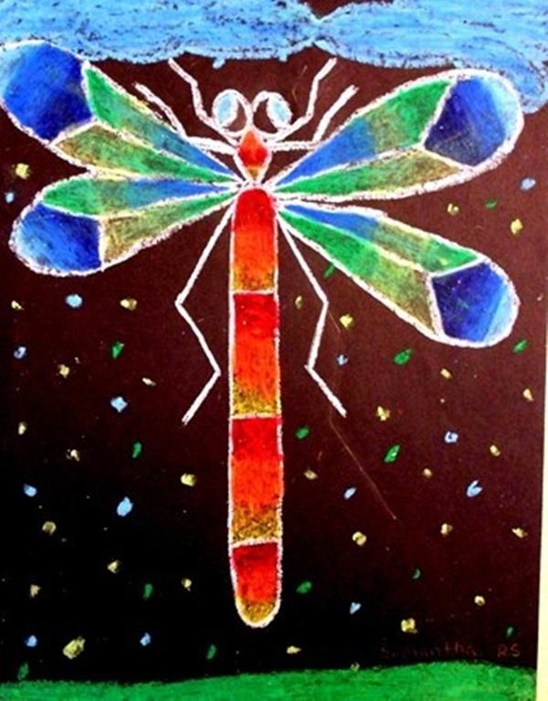 Beautiful Chalk Pastel Artworks (10)