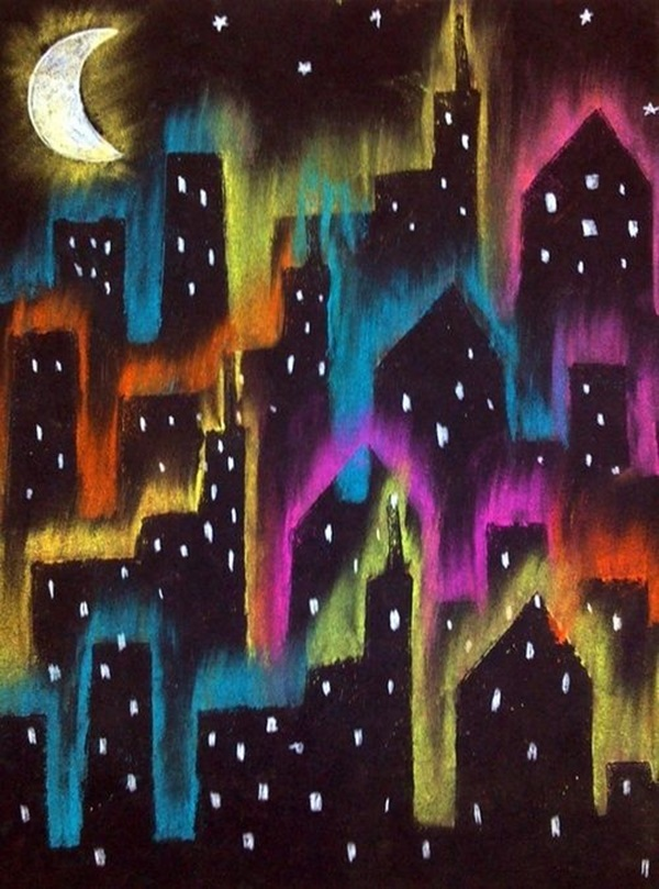 Beautiful Chalk Pastel Artworks (12)