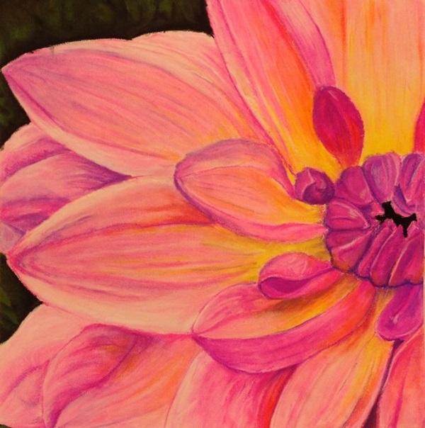 Beautiful Chalk Pastel Artworks (14)
