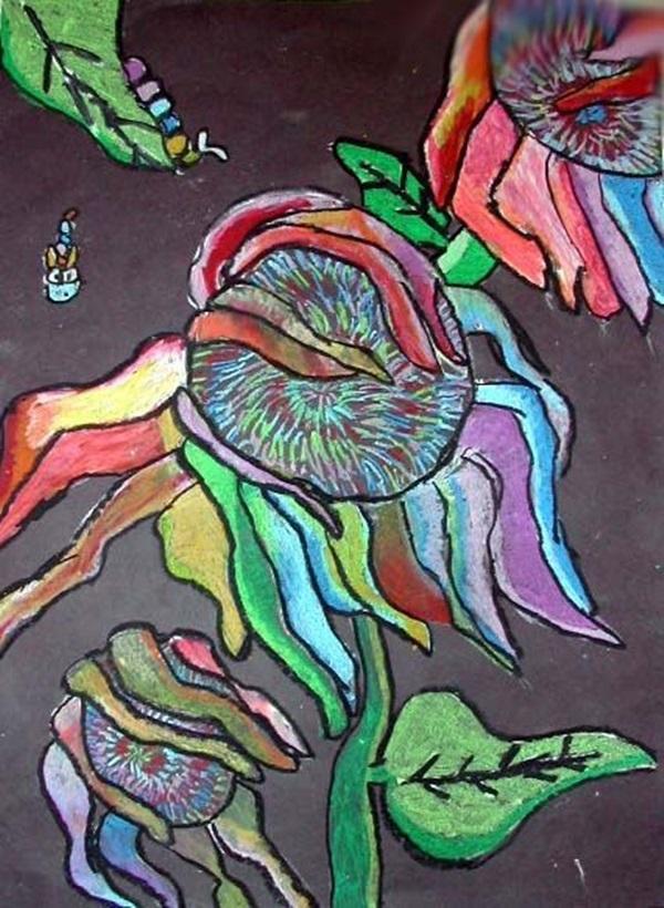 Beautiful Chalk Pastel Artworks (24)