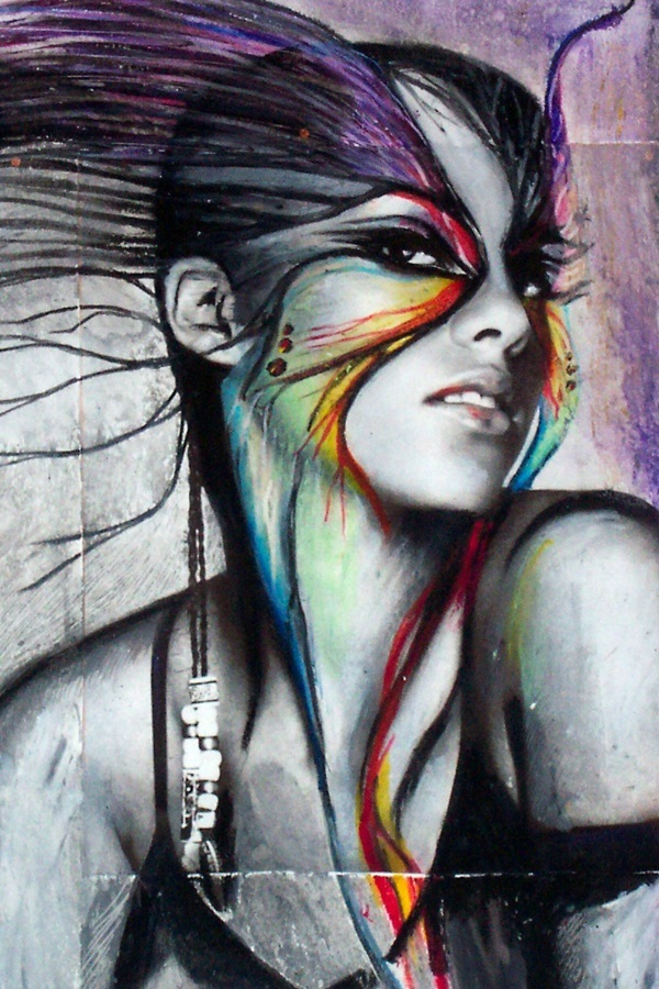 Beautiful Chalk Pastel Artworks (25)
