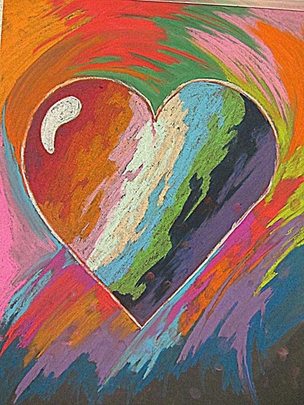 Beautiful Chalk Pastel Artworks (30)