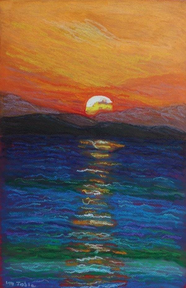 Beautiful Chalk Pastel Artworks (31)