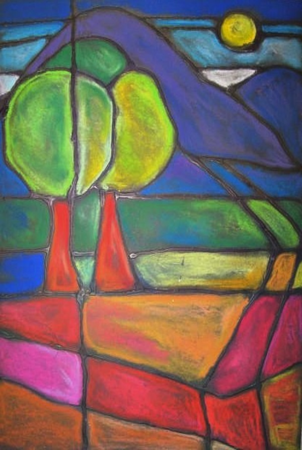 Beautiful Chalk Pastel Artworks (33)