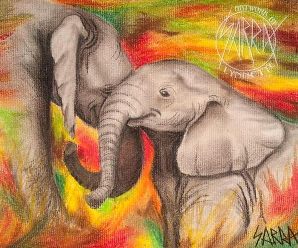 Beautiful Chalk Pastel Artworks (34)