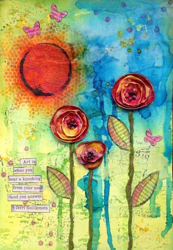 Beautiful Chalk Pastel Artworks (39)