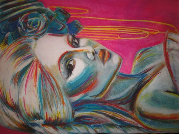 Beautiful Chalk Pastel Artworks (40)