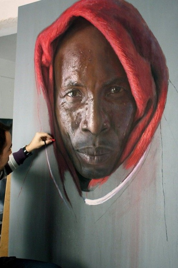 Beautiful Chalk Pastel Artworks (43)