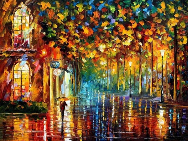 Beautiful and Soft Impressionism Paintings (11)