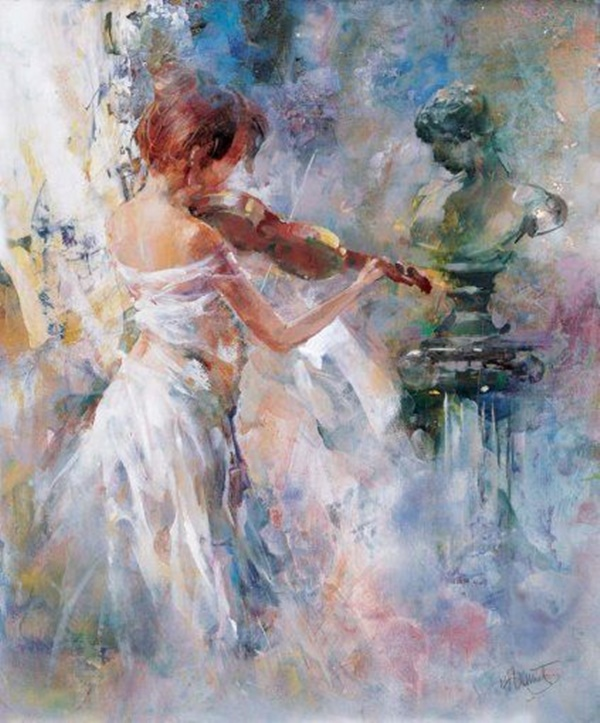 Beautiful and Soft Impressionism Paintings (35)
