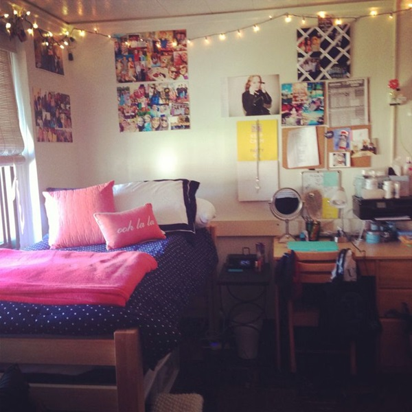 Classic College Dorm Room Decoration Ideas (1)