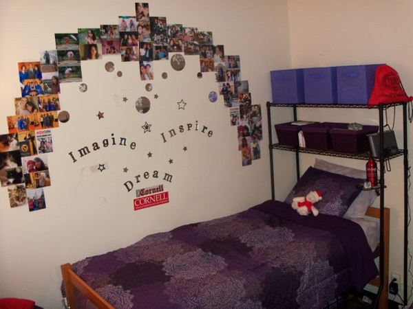 Classic College Dorm Room Decoration Ideas (3)