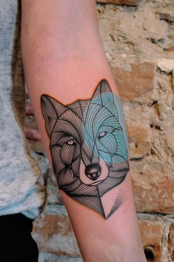 Insanely Gorgeous Blue Tattoos in Trend (21)