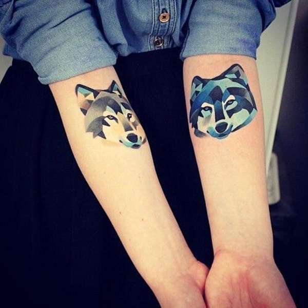 Insanely Gorgeous Blue Tattoos in Trend (36)