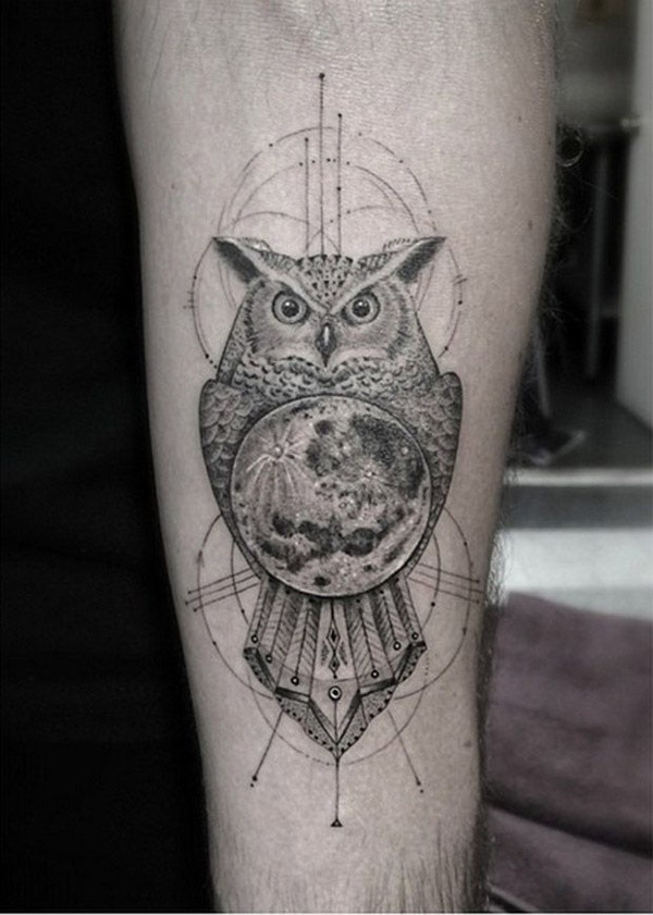 Insanely Gorgeous Circle Tattoo Designs (1)