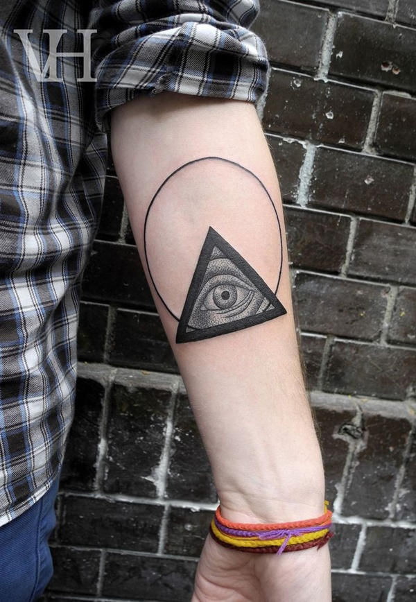 Insanely Gorgeous Circle Tattoo Designs (10)