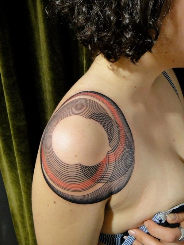 Insanely Gorgeous Circle Tattoo Designs (14)