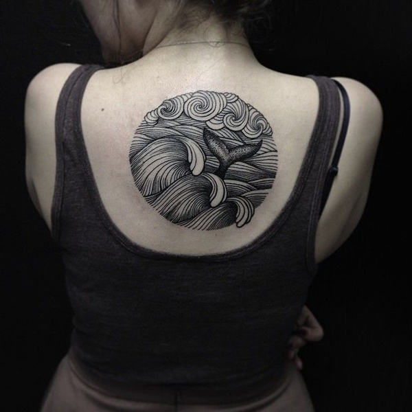 Insanely Gorgeous Circle Tattoo Designs (15)