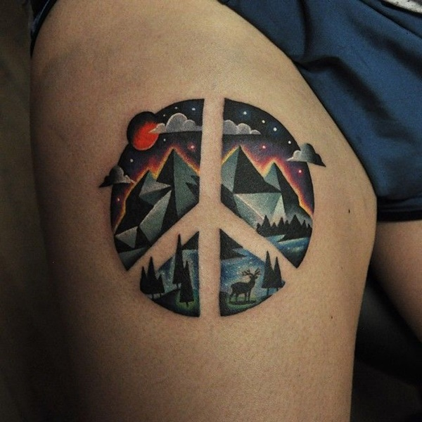 Insanely Gorgeous Circle Tattoo Designs (22)