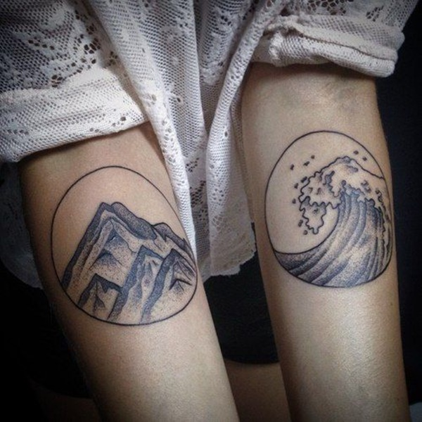 Insanely Gorgeous Circle Tattoo Designs (25)