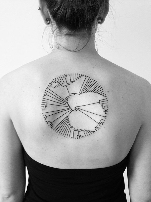 Insanely Gorgeous Circle Tattoo Designs (35)