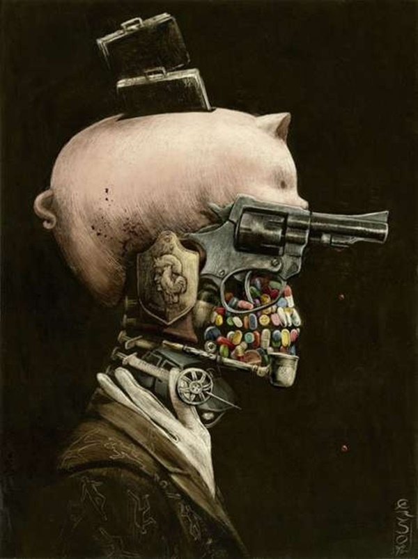 Mind Blowing Surreal Paintings (21)