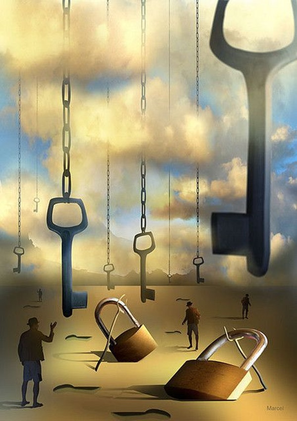 Mind Blowing Surreal Paintings (22)