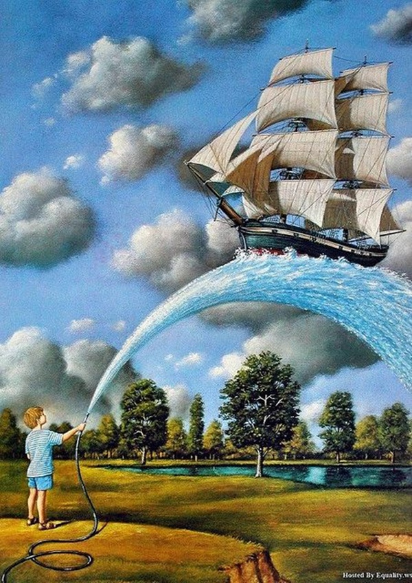 Mind Blowing Surreal Paintings (34)