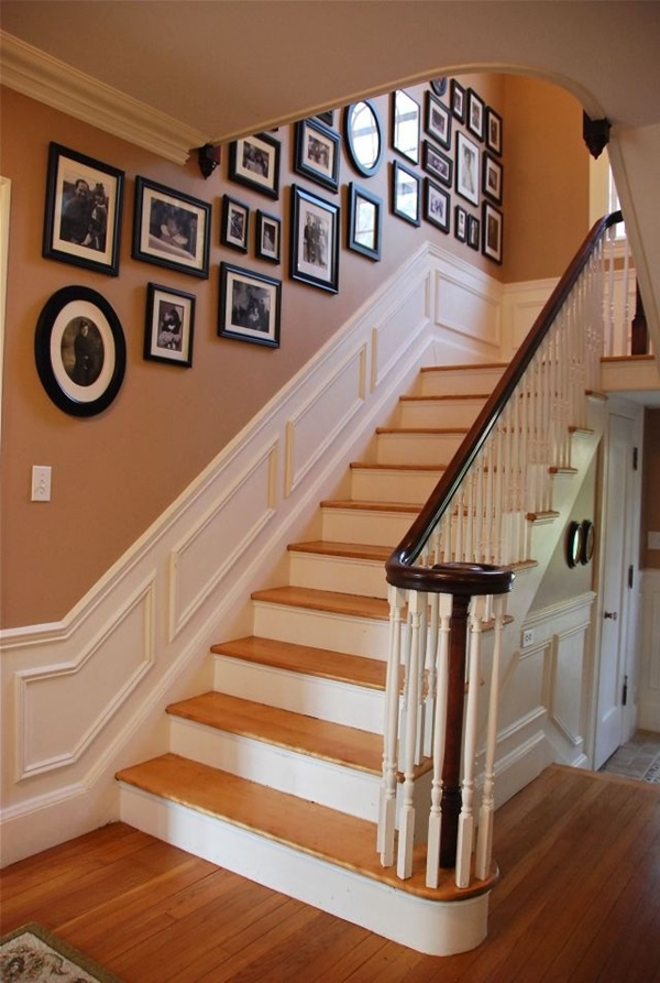 Must Try Stair Wall Decoration Ideas (13)