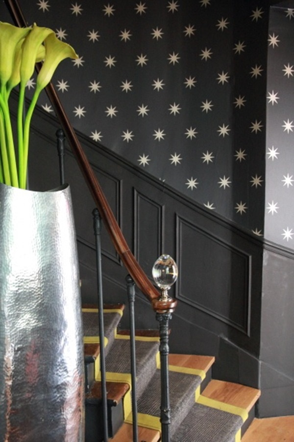 Must Try Stair Wall Decoration Ideas (31)