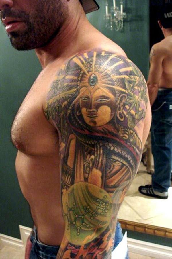 Traditional Thai tattoo Designs (26)