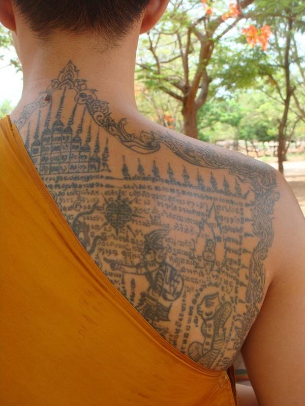 Traditional Thai tattoo Designs (28)
