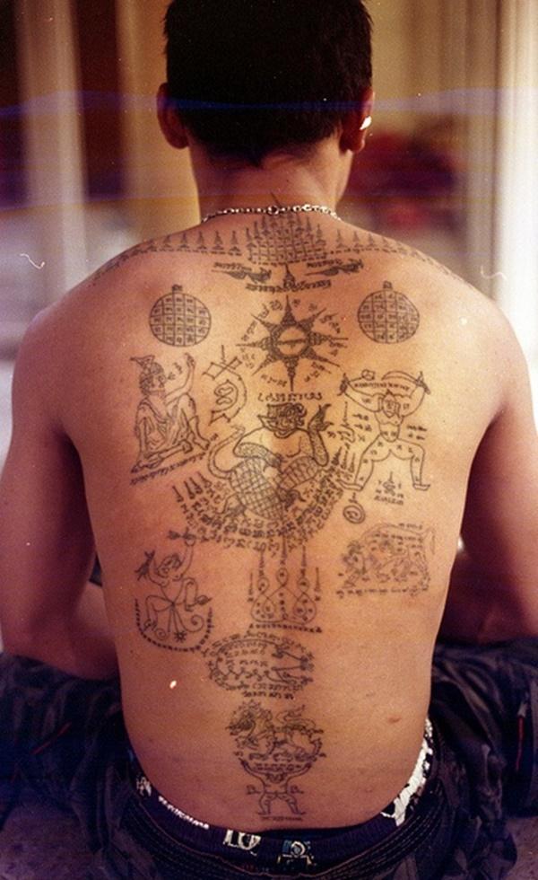 Traditional Thai tattoo Designs (29)