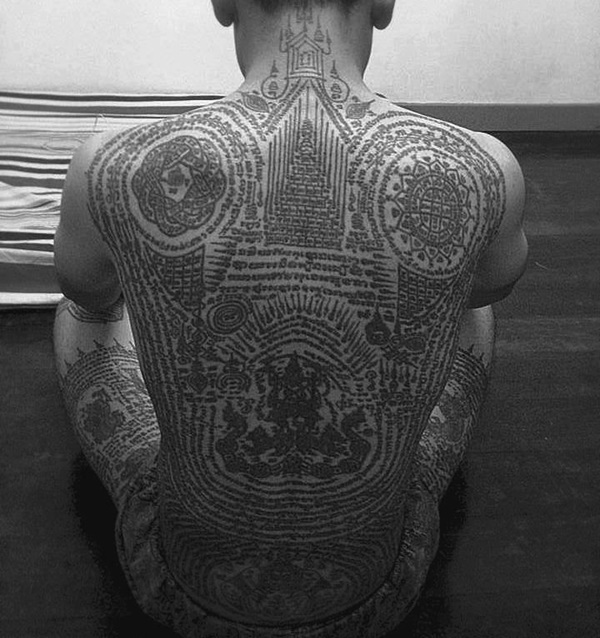Traditional Thai tattoo Designs (3)