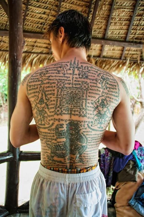 Traditional Thai tattoo Designs (30)