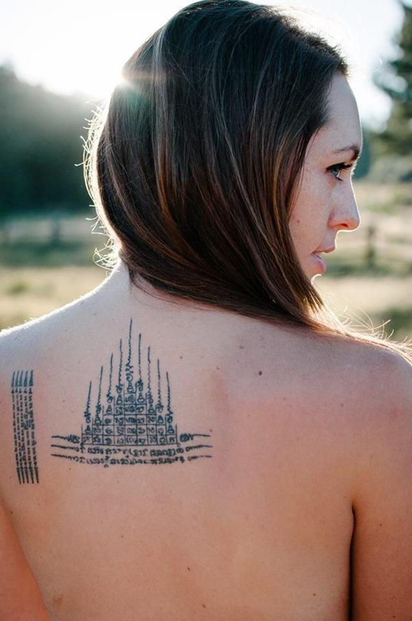 Traditional Thai tattoo Designs (36)